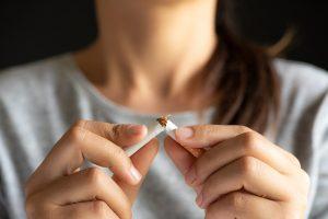La Fisioterapia colabora en el proceso de dejar de fumar