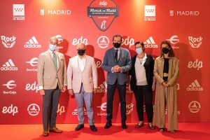 Presentación del EDP Rock ´n´ Roll Running Series Madrid