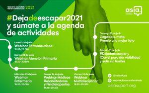 Semana Mundial de la Continencia 2021