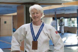 Marta Arce, judoca paraolímpica y fisioterapeuta