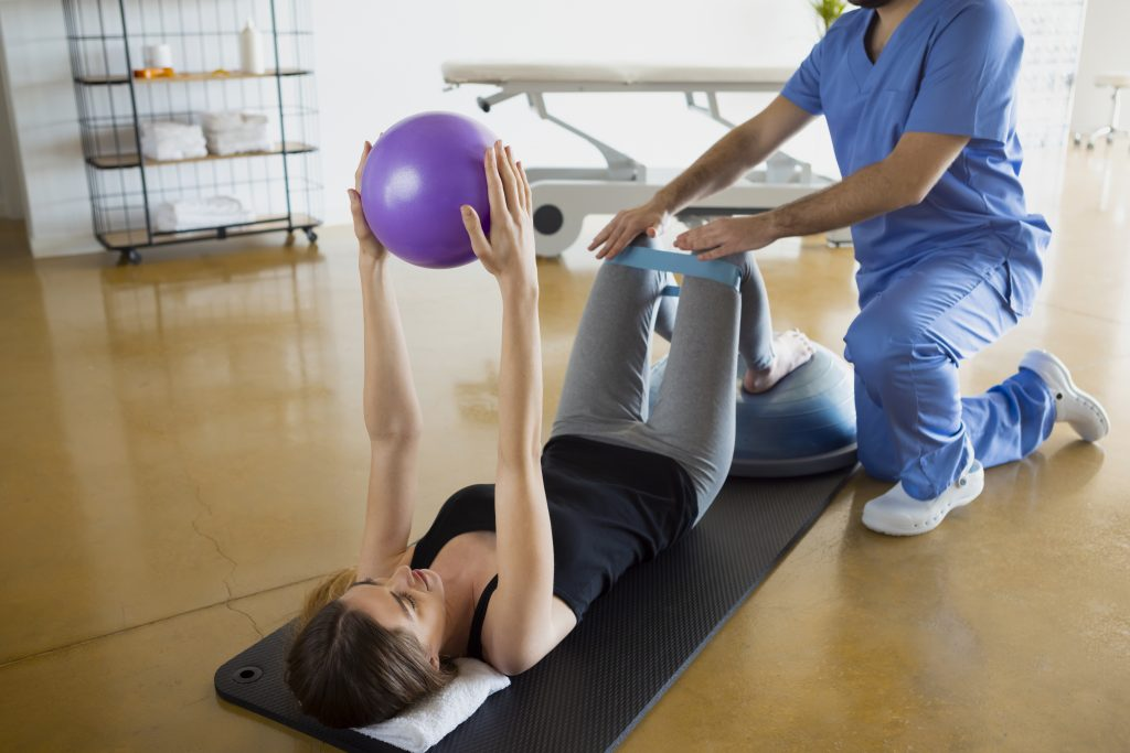 Material fisioterapia