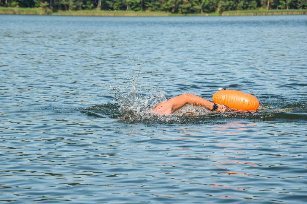 Hay que tomar precauciones al nadar en el mar