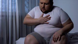 Sobrepeso y problemas cardiacos